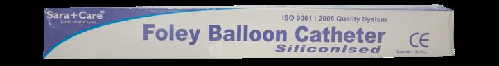 Foley-Balloon-Catheter
